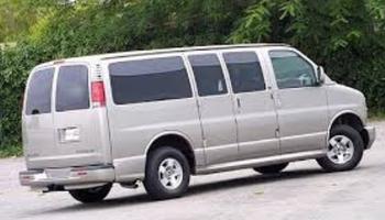 Chevrolet (Chevy) - Express 1500 Passenger Van