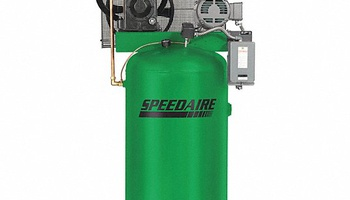 Speedaire - 35WC42 Stationary Air Compressor, 80 gal, 3-Phase