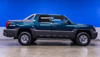 Chevrolet (Chevy) - Avalanche 2500