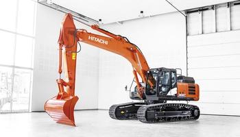 Hitachi - Excavator ZX300LC-6