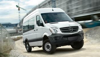 Mercedes-Benz - Sprinter Passenger Van 2500