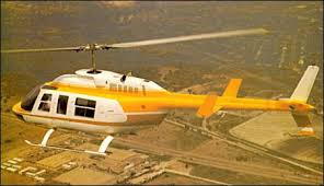 Bell - 206L Helicopter