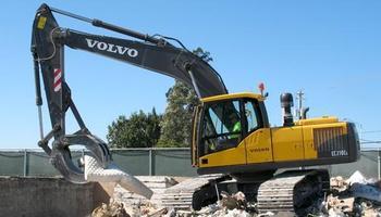 Volvo - EC210CLR