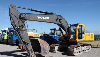 Volvo - EC210NLC