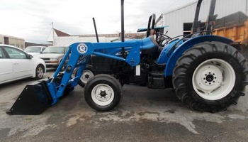 New Holland - TN-65