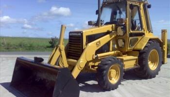 CAT - 438 Series II