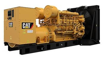 CAT - 3512B 60 HZ