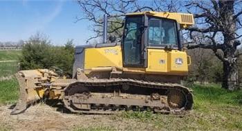 John Deere - 700J XLT