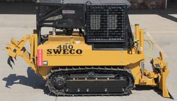 Sweco - 480 Trail Dozer