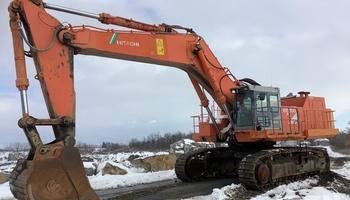 Hitachi - EX120-5