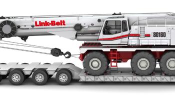 Link-belt - RTC-80160 Series II