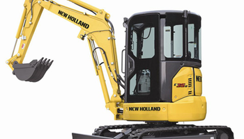 New Holland - E35B