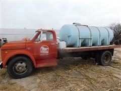 Chevrolet (Chevy) - C50 Water Truck
