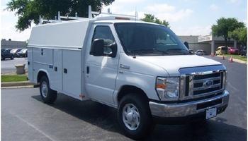 Ford - E350 Utility Van