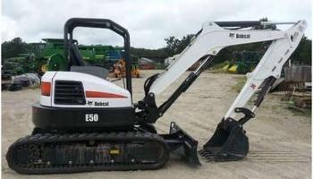 Bobcat - E50