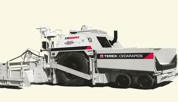 Terex - CR552RX