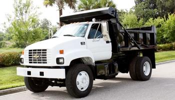 Chevrolet (Chevy) - 7500 Dump Truck