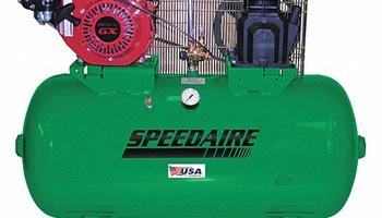 Speedaire - 40JL42 Piston, 5.5 hp Stationary Air Compressor, 30 gal