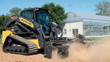 New Holland - C238