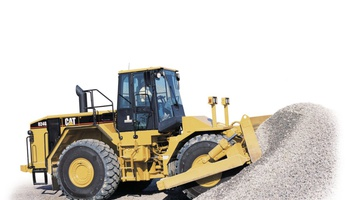 CAT - 824G Series II