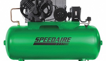 Speedaire - 35WC53 Stationary Air Compressor, 120 gal, 3-Phase