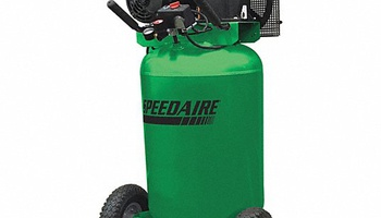 Speedaire - 48UY04 Portable Electric Air Compressor, 135 psi