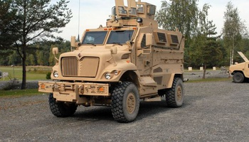 International - MaxxPro MRAP
