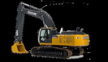 John Deere - 350G LC