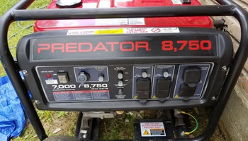 Predator (Harbor Freight Tools brand) - 8750