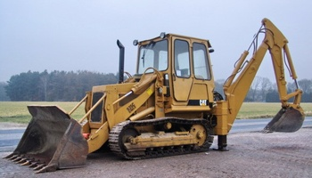 CAT - 935C Series II