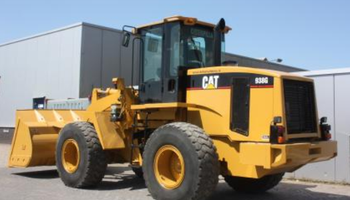 CAT - 938G Series II