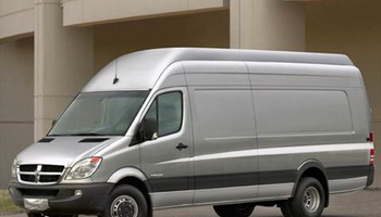 Dodge - Sprinter 2500 Cargo Van
