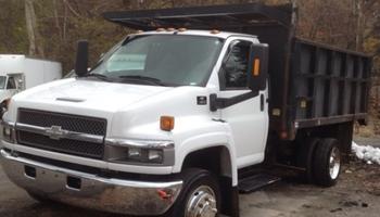 Chevrolet (Chevy) - 4500 Dump Truck