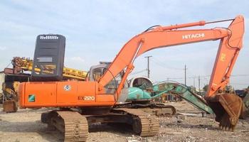 Hitachi - EX220LC-5