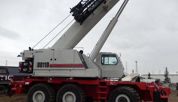 Link-belt - RTC-80110 Series II