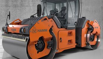 Hamm - HD+ 140i VV
