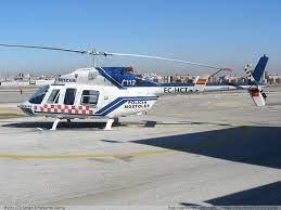 Bell - 206LT Long Range Twinranger Helicopter