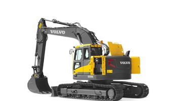 Volvo - ECR235D