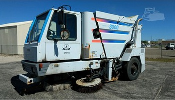 Johnston North America - 3000 Sweeper