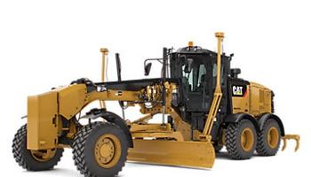CAT - 140M3 AWD