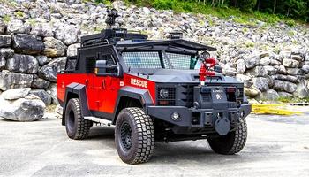 Lenco - BearCat X3 FireCat