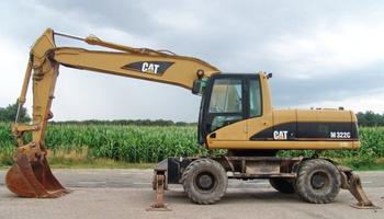 CAT - M322C