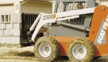 Scat Trak - 2300D-DX