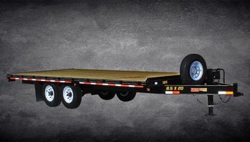 Doolittle - BruteForce XL Deckover Trailer