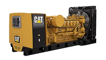 CAT - 3512 (60 Hz) Diesel Generator Set