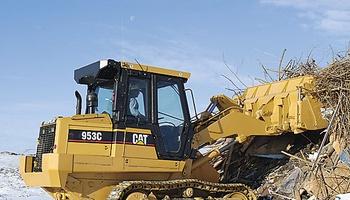 CAT - 953C WH