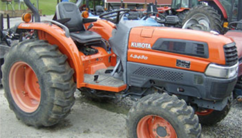 Kubota - L3430GST
