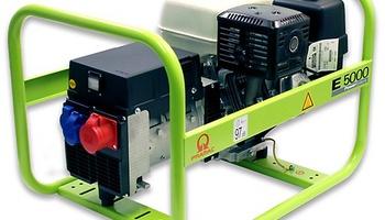 Pramac - E5000 400V 50HZ