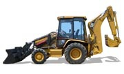 CAT - 416C Loader Backhoe