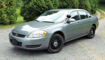 Chevrolet (Chevy) - Impala